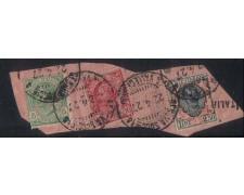 1926 - LOTTO/REG203UFR - REGNO - 2,50 LIRE PERFIN