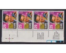 1993 - LOTTO/881 STATI UNITI - 29c. ELVIS - STRISCIA