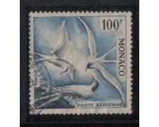 1955 - LOTTO/8623AU - MONACO - 100Fr. UCCELLI MARINI