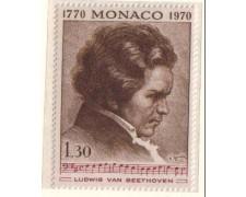 1970 - LOTTO/896 -  MONACO - BEETHOVEN