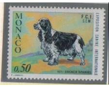 1971 - LOTTO/903 - MONACO - ESPOSIZ. CANINA