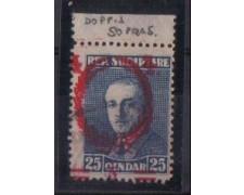 1928 - LOTTO/925 - ALBANIA - PRESIDENTE ZOGOU VARIETA'
