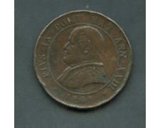 1868 - LOTTO/M16102 - STATO PONTIFICIO - 4 SOLDI PIO IX°