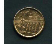 1994 - LOTTO/M16153 - SPAGNA - 100 PESETAS  MUSEO DEL PRADO