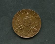 1937 - LOTTO/M16271 - REGNO - 10 CENTESIMI VITTORIO EMANUELE III°