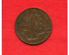 1917 - LOTTO/M16674 - REGNO - 2 CENT. VITTORIO EMANUELE III°