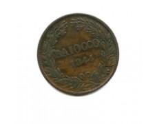 1844 - LOTTO/M17849 - STATO PONTIFICIO - 1 BAIOCCO