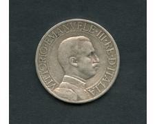 1908 - LOTTO/M18868 - REGNO - 1 LIRA QUADRIGA VELOCE
