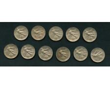 1908/1922 - LOTTO/M18682 - REGNO - 20 cent. LIBERTA' LIBRATA - SERIE COMPLETA