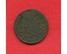 1862 - LOTTO/M18683 - SPAGNA - 25 CENT. DE REAL