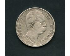 1884 - LOTTO/M18870 - REGNO - 2 LIRE  STEMMA UMBERTO I°
