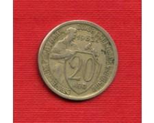 1932 - LOTTO/M21137 - RUSSIA - 20 KOPECHI NIKEL