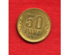 1938 - YUGOLSLAVIA - LOTTO/M21143 - 50 PARA
