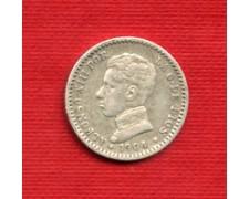 1904 - LOTTO/M21146 - SPAGNA - 50 CENTIMOS ARGENTO