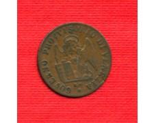 1849 - VENEZIA GOVERNO PROVVISORIO - LOTTO/M21156 - 1 CENTESIMO