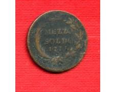 1777 - LOTTO/M21180 - LOMBARDO VENETO - 1/2 SOLDO PER MANTOVA