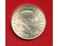 1959 - LOTTO/M21597 - AUSTRIA - 25 Sc. ARCIDUCA  JOHANN