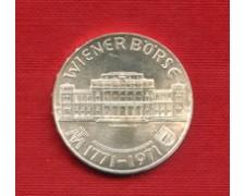 1971 - LOTTO/M21598 - AUSTRIA - 25 Sc. BORSA DI VIENNA