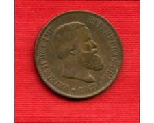 1868 - LOTTO/M21646 - BRASILE - 20 REIS