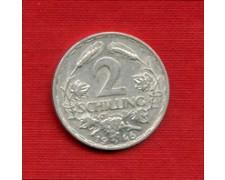 1946 - LOTTO/M21653 - AUSTRIA - 2 SCELLINI ALLUMINIO