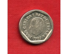 1987 - LOTTO/M21667  - SPAGNA - 200 PESETAS  JUAN CARLOS
