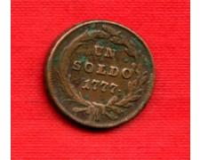 1777 - LOTTO/21681 - LOMBARDO VENETO - 1 SOLDO MARIA TERESA