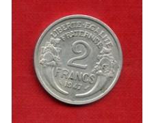 1947 - LOTTO/M21777 - FRANCIA - 2 FRANCHI CORNUCOPIA