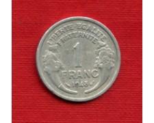 1948 - LOTTO/M21783 - FRANCIA - 1 FRANCO CORNUCOPIA