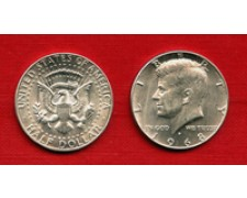 1968 - LOTTO/M22451 - STATI UNITI - 1/2 DOLLARO KENNEDY ARGENTO