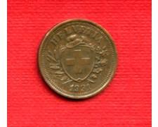 1931 - LOTTO/M22485 - SVIZZERA - 1 RAPPEN