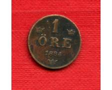 1884 - LOTTO/M22497 - SVEZIA - 1 ORE