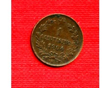 1904 - LOTTO/M22508 - REGNO -  1 CENTESIMO RAME
