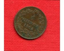 1905 - LOTTO/M22529 - REGNO - 1 CENTESIMO VALORE