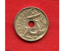 1949 (56) - LOTTO/M22546 - SPAGNA - 50 CENTIMOS