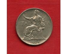 1924 - LOTTO/M22564 - REGNO - BUONO DA 1 LIRA
