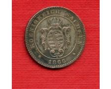 1866 - SASSONIA - LOTTO/M22596 - 2  NEU GROSCHEN