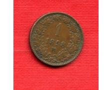 1858 - LOTTO/M23050 - LOMBARDO VENETO - 1 SOLDO AUSTRIACO