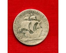 1933 - LOTTO/23070 - PORTOGALLO - 5 ESCUDOS ARGENTO