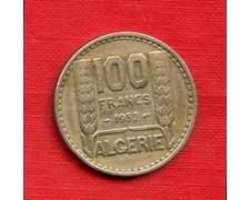 FRANCIA/ALGERIA - 1950 -  LOTTO/M23073 - 100 FRANCHI