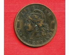 1889 - LOTTO/M23089 - ARGENTINA - 2 CENTAVOS  REPUBBLICA