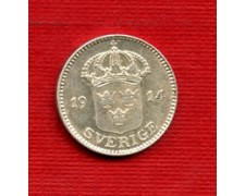 1914 - LOTTO/M23229 - SVEZIA  - 25 ORE ARGENTO