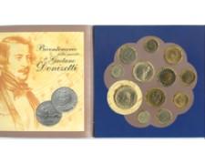 1997 - LOTTO/M23290 - ITALIA REPUBBLICA - ANNATA COMPLETA DI 12 MONETE