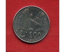 1989 - LOTTO/M23901 - SAN MARINO - 100 LIRE PADRE E FIGLIO