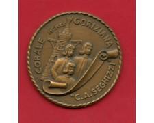 GORIZIA - 1970 - LOTTO/M24486 - MEDAGLIA CORALE GORIZIANA  C.A. SEGHIZZI