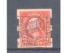 1914 - LBF/2965 -  STATI UNITI - 2c. PER DISTRIBUTORI