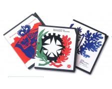 1983 - ITALIA REPUBBLICA - BOLAFFI MILORD - FOGLI DI AGGIORNAMENTO - LOTTO/31568