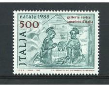 1988 - REPUBBLICA - 500 LIRE NATALE - NUOVO - LOTTO/30275