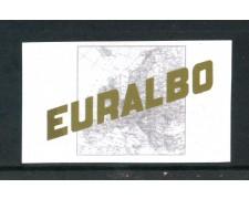 1984 - ITALIA REPUBBLICA - EURALBO - FOGLI DI AGGIORNAMENTO - LOTTO/31571