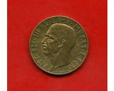 1940 - ALBANIA - 0,10 LEK VITTORIO EMANUELE III° - LOTTO/M30522