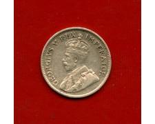 1934 - SUD AFRICA - 3 PENCE ARGENTO RE GIORGIO V° - LOTTO/M31070
